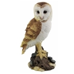Barn Owl Ornament