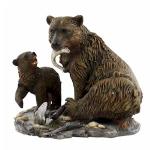 Brown Bears Ornament
