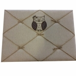 Brown Owl Memo Board