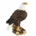 Eagle on a Tree Ornament