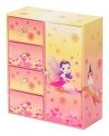 Fairy Princess Jayne Wardrobe Jewellery Box