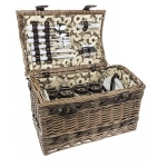 Four Person Fitted Hamper