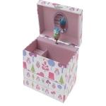 Funky Owl Musical Jewellery Box