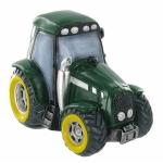 Green Tractor Money Box