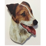 Jack Russell Terrier Dog Lead Hanger
