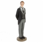 Jenkins the Butler Manor House Figurine