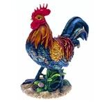 Large Cockerel Ornament