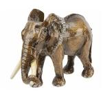 Large Elephant Trinket Box
