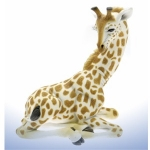 Large Sitting Giraffe Onament