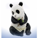 Large Sitting Panda Ornament