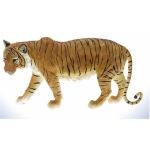 Large Standing Tiger Ornament