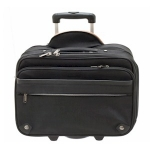 Manhattan Black Multifunction Trolley Case