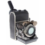 Old Camera Wine Bottle Holder