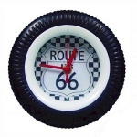 Route 66 Table Clock