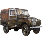 Series One Land Rover Small Key Rack
