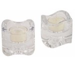 Set of Two Way Candle Holders