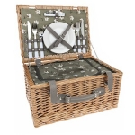 Two Person Fitted Hamper with Chiller