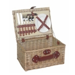 Two Person Willow Fitted Hamper