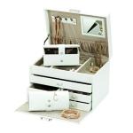 White Duchess Jewellery Box