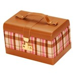 Ladies Fashion and Fabric Jewellery Boxes