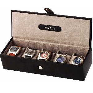 Manhattan Five Watch Box