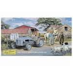 1941 Ford Ferguson Tractor Metal Wall Sign 40 cm x 30 cm