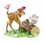 Bambi and Thumper Trinket Box