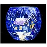 Benaya Winter Wonderland Tealight Holder