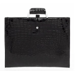 Black iPad Bag