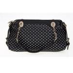 Black Woven Bag