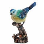 Blue Tit on a Branch Ornament