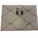 Brown Owl Memo Board