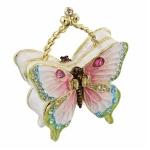 Butterfly Handbag Trinket Box