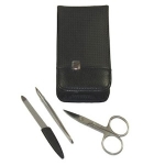 Manicure Set Carbon