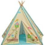 Children's Butterfly Garden Wigwam Tent/Teepee