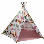 Children's Pony Wigwam Teepee Tent