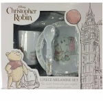 Christopher Robin Five Piece Dinner Set