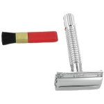 Single Safety Razor Chrome