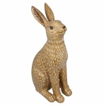 Country Hare Ornament Figurine
