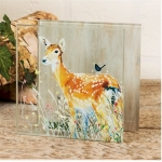 Country Living Deer Tealight Holder