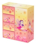 Fairy Princess Jayne Wardrobe Jewellery Box
