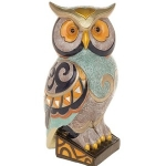 Gallery Owl Ornament