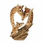 Giraffe Family Ornament