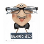 Grandad's Specs Novelty Wall Glasses Holder