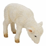 Grazing Lamb Ornament