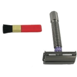 Single Safety Razor Gunmetal