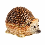 Hedgehog Trinket Box