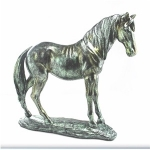 Horse on a Base Ornament