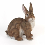 Large Sitting Rabbit Ornament
