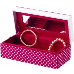 Pink Love Jewellery Box